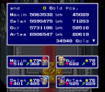 Lufia and the Fortress of Doom SNES 029