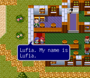 Lufia and the Fortress of Doom SNES 034