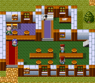 Lufia and the Fortress of Doom SNES 042