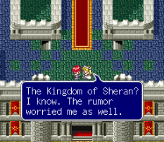 Lufia and the Fortress of Doom SNES 066