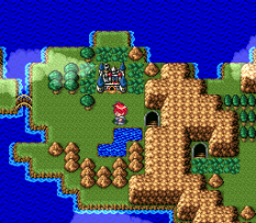 Lufia and the Fortress of Doom SNES 087