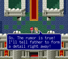 Lufia and the Fortress of Doom SNES 109