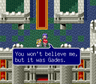 Lufia and the Fortress of Doom SNES 144