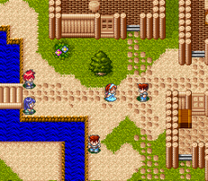 Lufia and the Fortress of Doom SNES 153