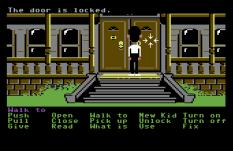 Maniac Mansion C64 10