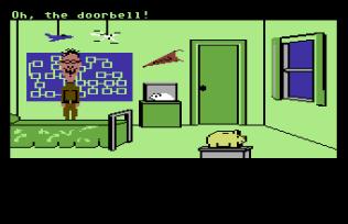 Maniac Mansion C64 11