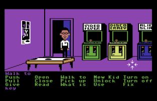 Maniac Mansion C64 20