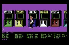 Maniac Mansion C64 21