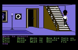 Maniac Mansion C64 22