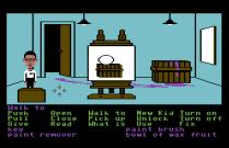 Maniac Mansion C64 28