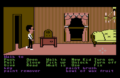 Maniac Mansion C64 31