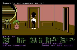 Maniac Mansion C64 34
