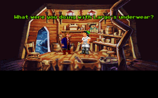 Monkey Island 2 PC 31