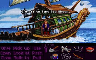 Monkey Island 2 PC 44