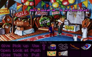 Monkey Island 2 PC 50