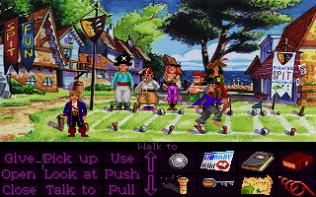 Monkey Island 2 PC 90