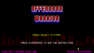Offendron Warrior PC 07