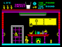 Pyjamarama ZX Spectrum 05