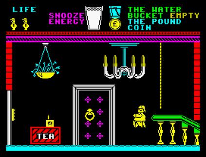 Pyjamarama ZX Spectrum 09