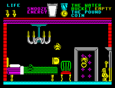 Pyjamarama ZX Spectrum 10