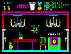 Pyjamarama ZX Spectrum 11