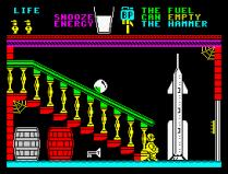 Pyjamarama ZX Spectrum 17
