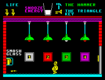 Pyjamarama ZX Spectrum 18