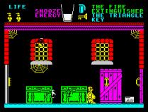 Pyjamarama ZX Spectrum 19