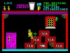 Pyjamarama ZX Spectrum 21