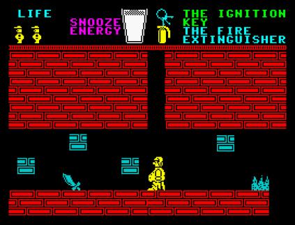 Pyjamarama ZX Spectrum 23