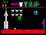 Pyjamarama ZX Spectrum 28
