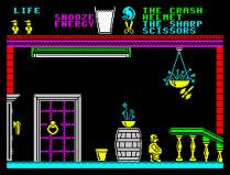 Pyjamarama ZX Spectrum 30