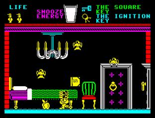 Pyjamarama ZX Spectrum 34