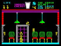 Pyjamarama ZX Spectrum 37
