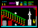 Pyjamarama ZX Spectrum 38