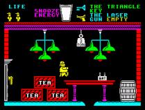 Pyjamarama ZX Spectrum 39