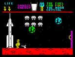 Pyjamarama ZX Spectrum 40