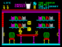 Pyjamarama ZX Spectrum 41