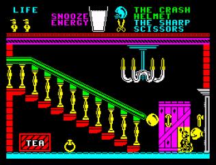 Pyjamarama ZX Spectrum 43