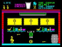 Pyjamarama ZX Spectrum 46