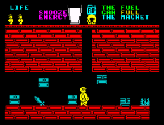 Pyjamarama ZX Spectrum 54