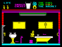 Pyjamarama ZX Spectrum 57