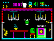 Pyjamarama ZX Spectrum 58