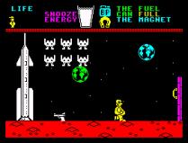 Pyjamarama ZX Spectrum 60