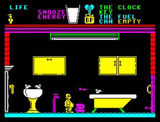 Pyjamarama ZX Spectrum 64