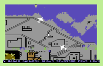 Raid on Bungeling Bay C64 06