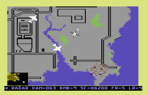Raid on Bungeling Bay C64 07