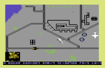 Raid on Bungeling Bay C64 08