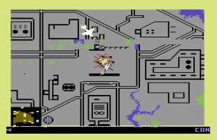 Raid on Bungeling Bay C64 09