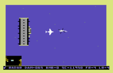 Raid on Bungeling Bay C64 10